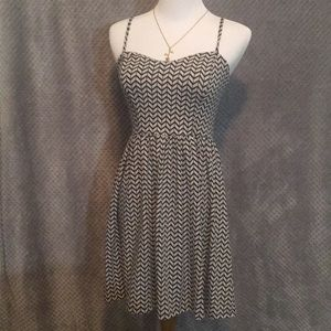 Dresses & Skirts - casual pattern spaghetti strap dress
